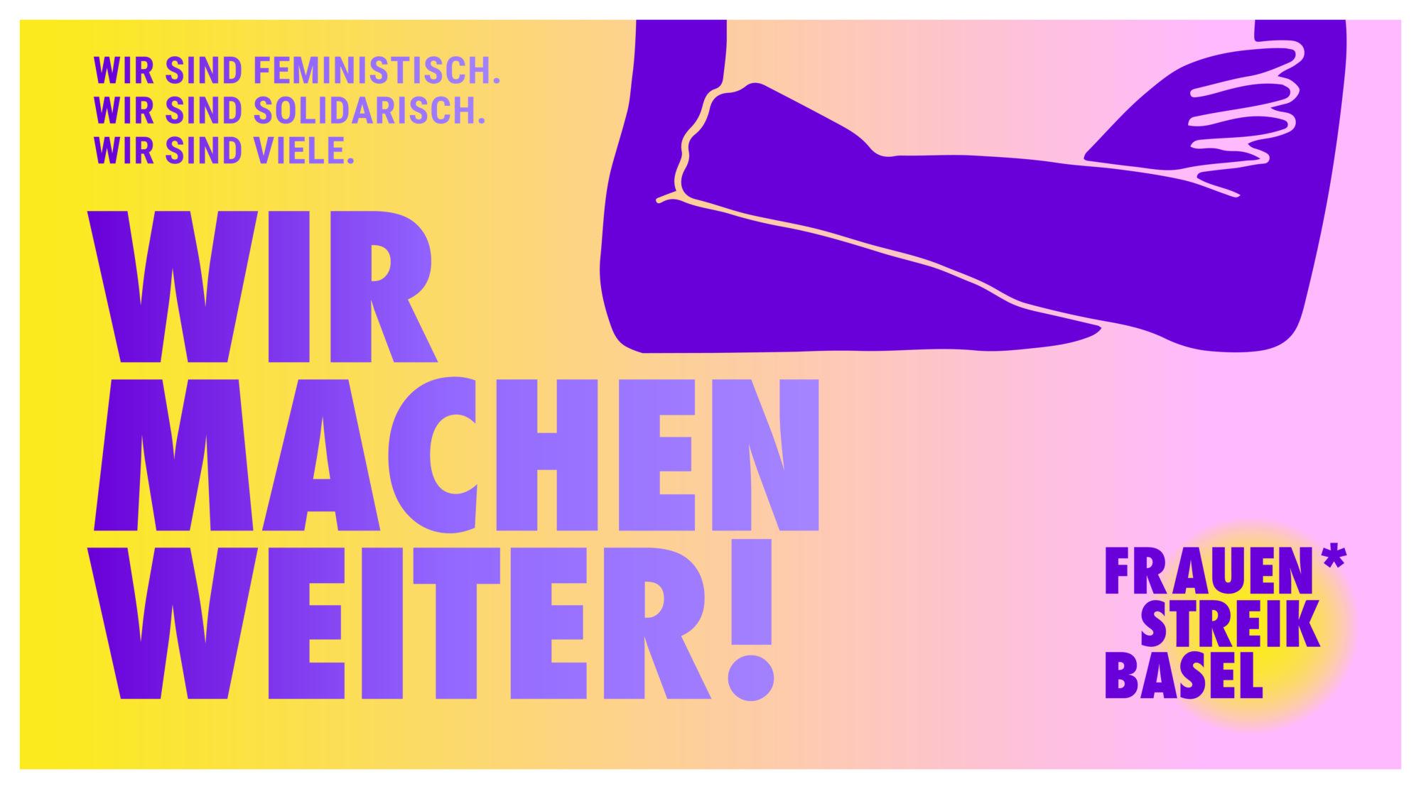 Feministischer Streik Basel